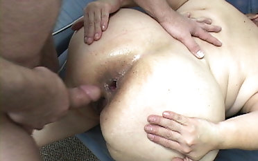 Fat arse latin grandma Maid Must Do arsefuck